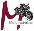 m-motorradreisen Logo