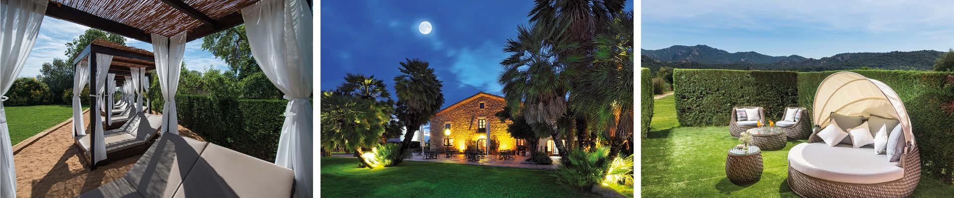 Das Bild zeigt das Hotel Hotel Mas Tapiolas