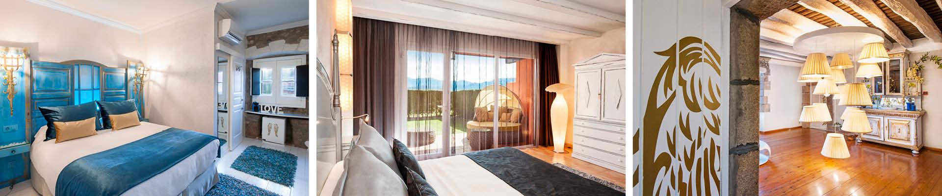 M-Motorradreisen Hotel Mas Tapiolas 4 Sterne Suiten