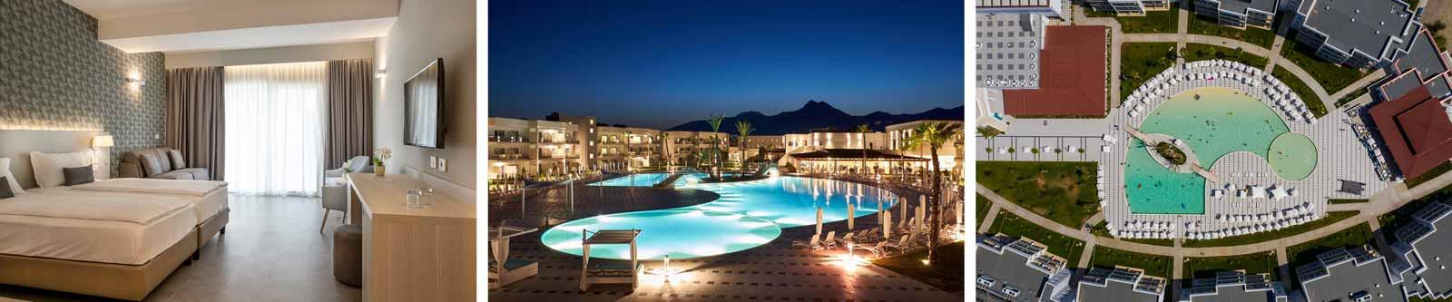 Bilder zur Hotelanlage Aldiana Calabria mit M-Motorradreisen