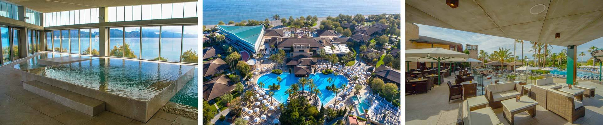 Impressionen zum Portblue Club Pollentia Resort & SPA