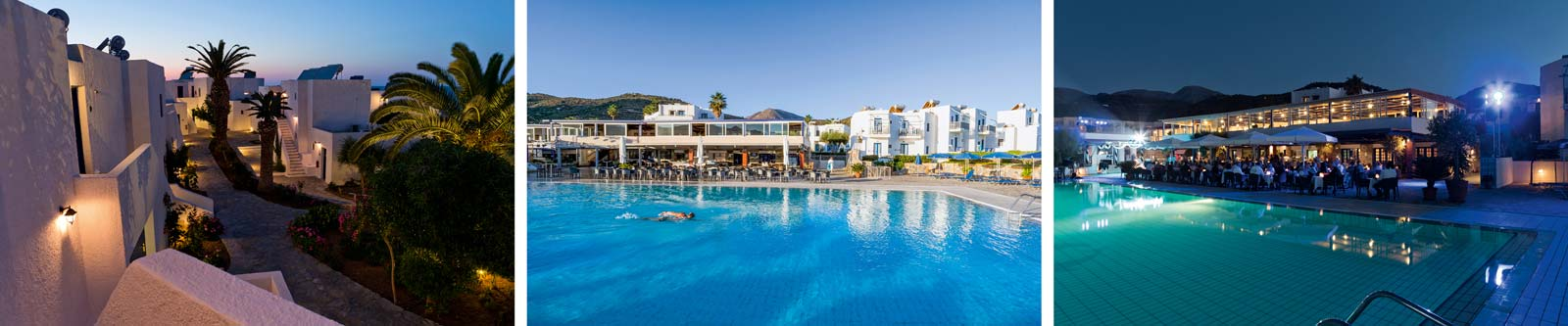 Der Aldiana Club Kreta