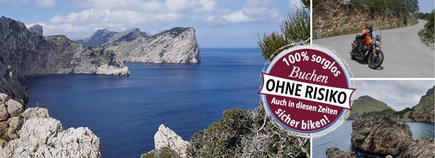 M-Motorradreisen Mallorca Bike Week Urlaubs Impressionen