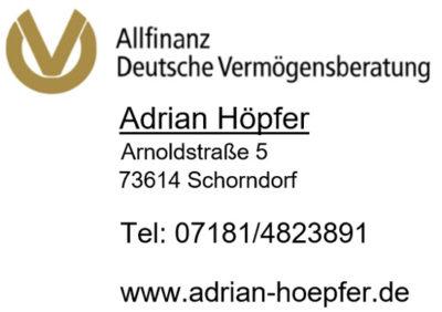 Logo von Adrian Höpfer