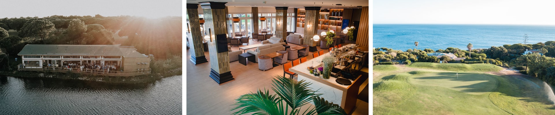 Impressionen der Hotelanlage der Portugal ERFAHREN